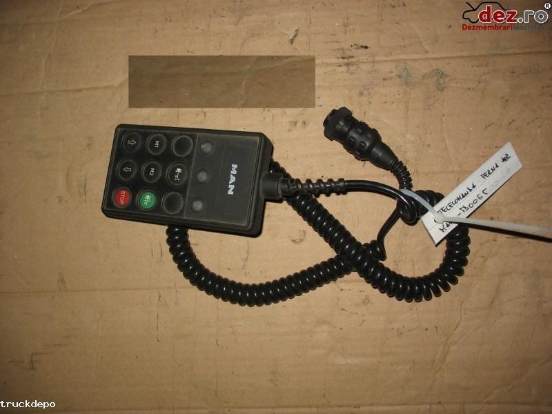 Telecomanda perna aer MAN 12.220