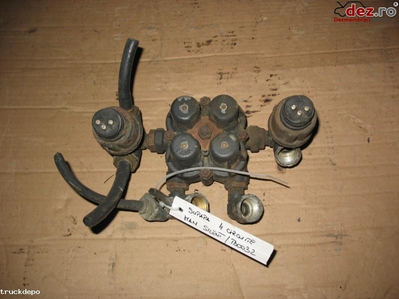 Supapa 4 circuite MAN 19.403 Dezmembrări camioane în Cristesti, Mures Dezmembrari
