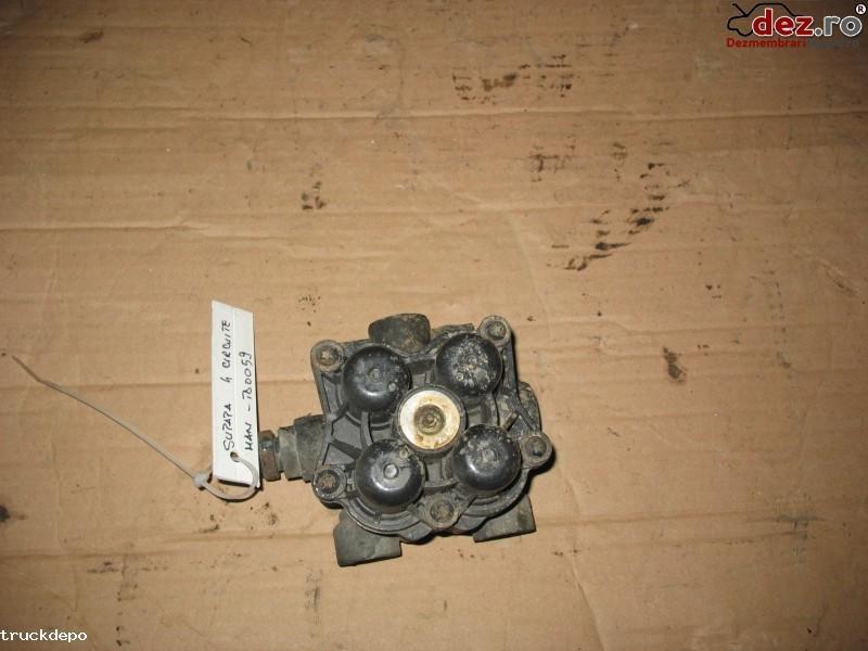 Supapa 4 circuite MAN 180 C Dezmembrări camioane în Cristesti, Mures Dezmembrari