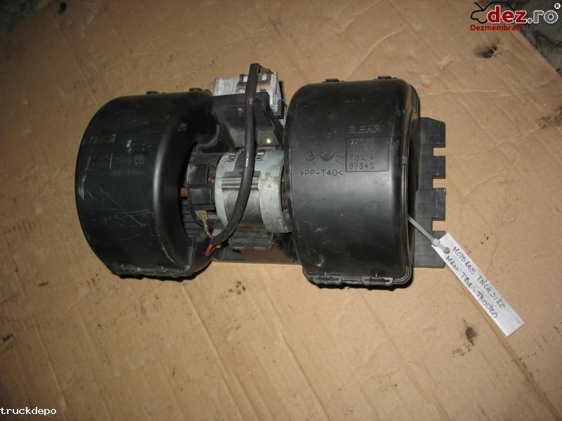 Motoras de incalzire MAN TGA