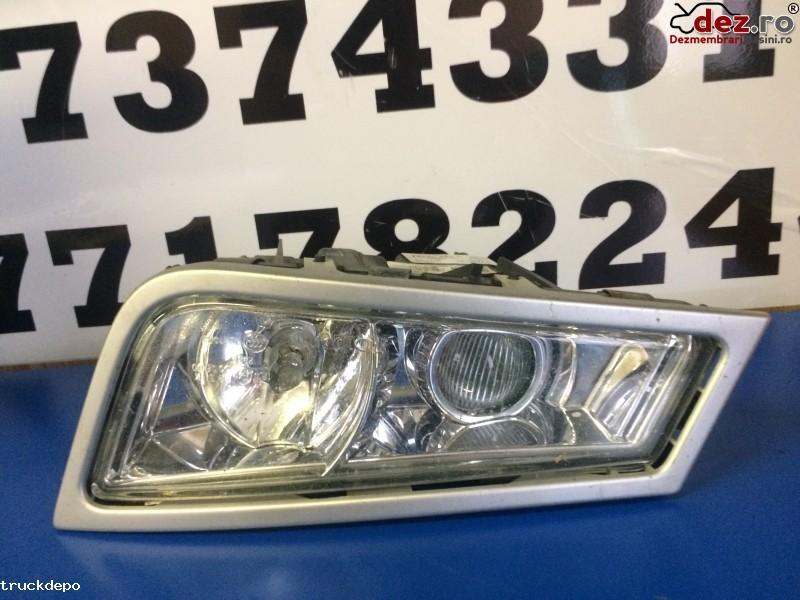 Proiector Stanga Volvo FH E5 Dezmembrări camioane în Cristesti, Mures Dezmembrari