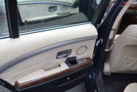Tapiterie Usa Stanga Spate Bmw 730 D 3 0 D Automat 2006 Piese auto în Hereclean, Salaj Dezmembrari