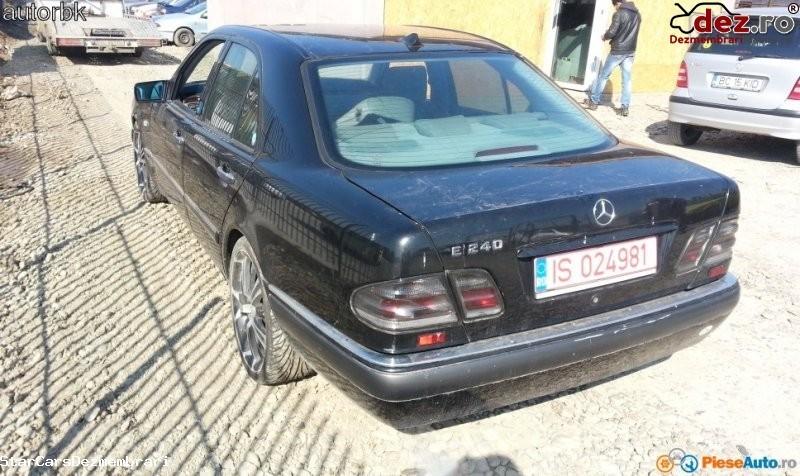 Se dezmembreaza se vinde orice piesa de pe el dezmembrez mercedes benz e240 Dezmembrări auto în Bacau, Bacau Dezmembrari