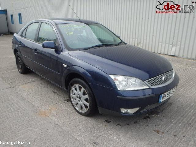 Dezmembrez Ford Mondeo 2 0tdci An 2001  2006  Dezmembrări auto în Oradea, Bihor Dezmembrari