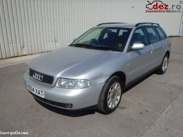 Dezmembrez Audi A4 8d 1 9tdi Ajm Atj An 1999  2001  Dezmembrări auto în Oradea, Bihor Dezmembrari