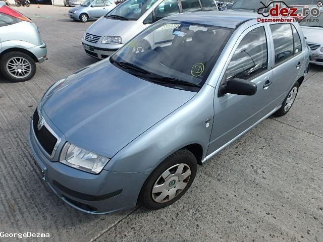 Dezmembrez Skoda Fabia 1 1 2bmd   Azq   An 2001  2007  Dezmembrări auto în Oradea, Bihor Dezmembrari