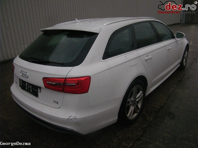 Dezmembrez Audi A6 Avant (c7) 2 0tdi Cgl