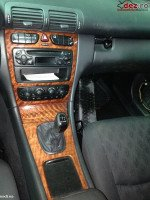 Comenzi clima Mercedes C 220 2003 Piese auto în Caransebes, Caras-Severin Dezmembrari