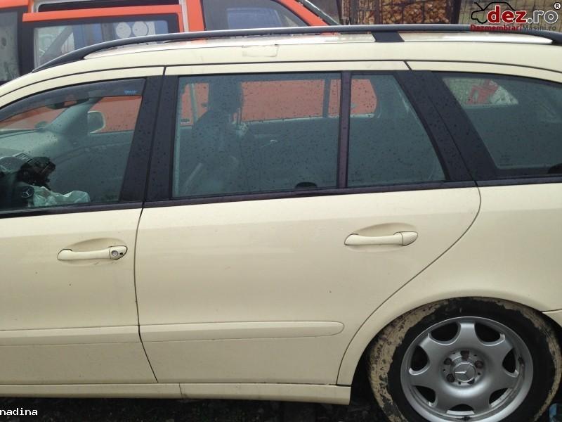 Usa Mercedes E 220 2005 Piese auto în Caransebes, Caras-Severin Dezmembrari