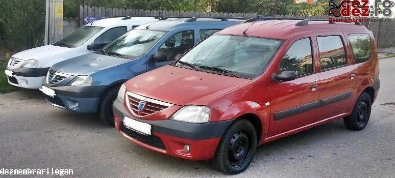 Dezmembrez Dacia Logan 1  4 1  6 Mpi Si 1  5 Dci 1  6 16v 1  2 16  Dezmembrări auto în Bucuresti, Bucuresti Dezmembrari