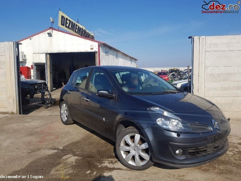 Dezmembrez Renault Clio Iii Motor 15dci 85cp  Dezmembrări auto în Bucuresti, Bucuresti Dezmembrari