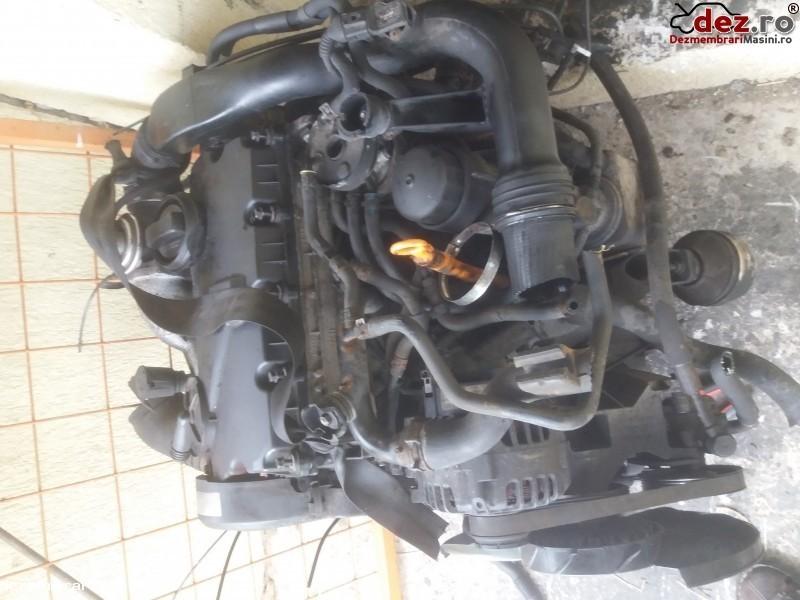 Motor fara subansamble Audi A4 2003 cod AWX