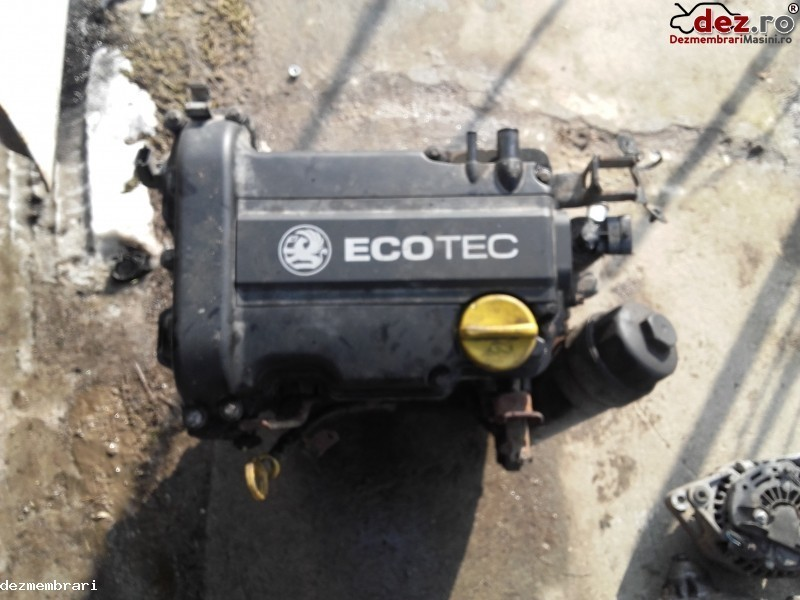 Motor fara subansamble Opel Corsa 2007 cod Z10XEP