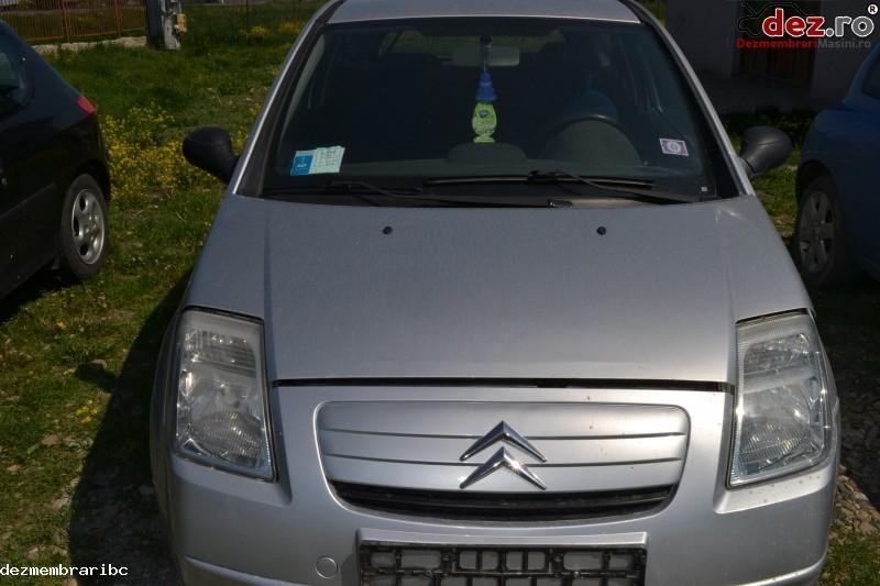 Citroen C2 Din 2004 Mașini avariate în Filipesti, Bacau Dezmembrari