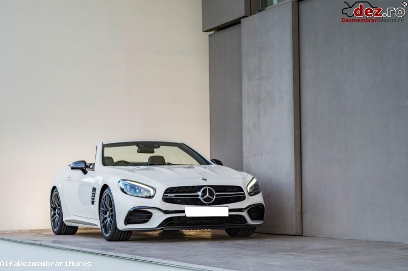 Fata Completa Mercedes SL-Class 2012-2015 Dezmembrări auto în Tirgu Mures, Mures Dezmembrari