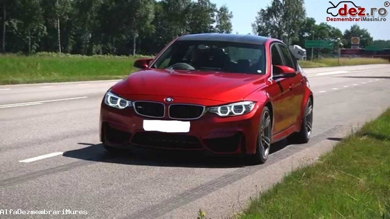 Fata Completa BMW M3 2014- Dezmembrări auto în Tirgu Mures, Mures Dezmembrari
