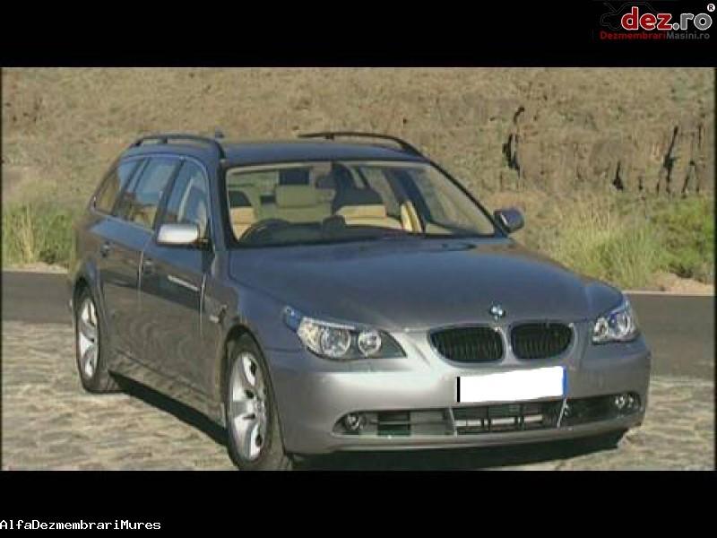 Fata Completa   BMW Seria 5 2003-2010 Dezmembrări auto în Tirgu Mures, Mures Dezmembrari