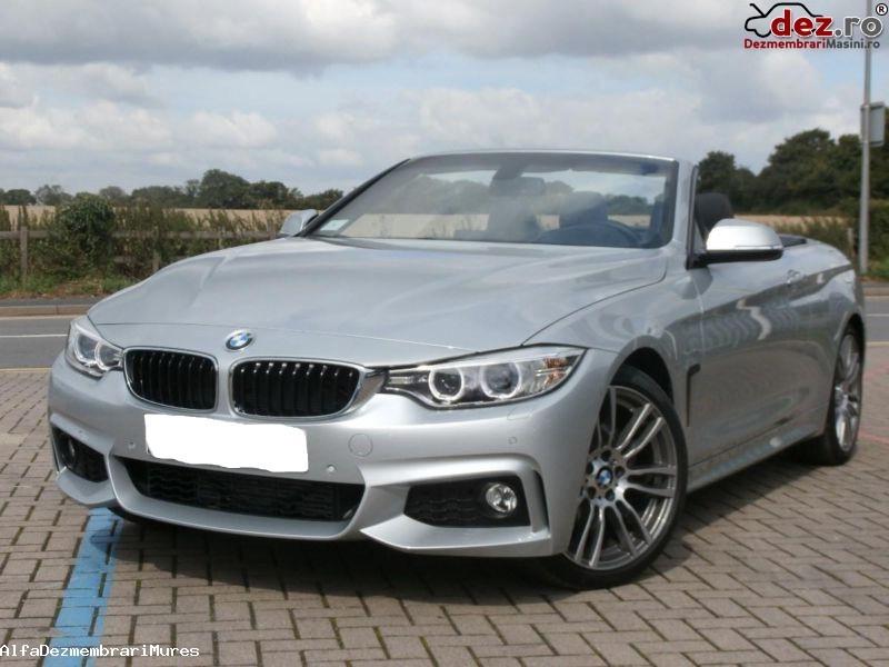 Fata Completa BMW Seria 4 2013- Dezmembrări auto în Tirgu Mures, Mures Dezmembrari