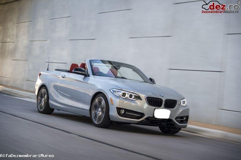 Fata Completa BMW Seria 2 2015- Dezmembrări auto în Tirgu Mures, Mures Dezmembrari