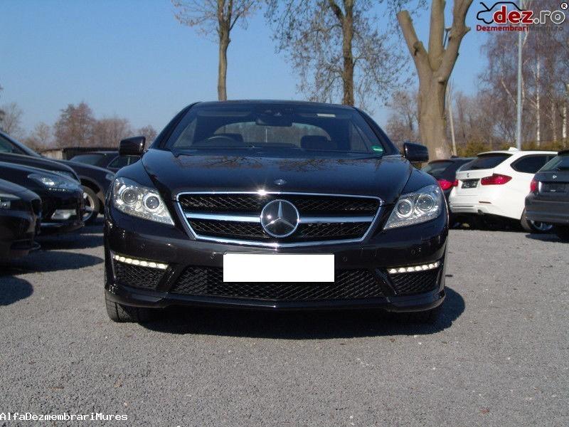 Fata Auto Completa Mercedes CL-Class 2010-2013 Dezmembrări auto în Tirgu Mures, Mures Dezmembrari
