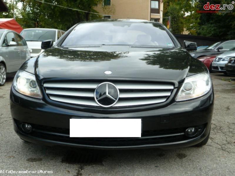 Fata Auto Completa Mercedes CL-Class 2006-2010 Dezmembrări auto în Tirgu Mures, Mures Dezmembrari
