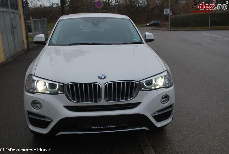 Fata Auto BMW X4 2014- Dezmembrări auto în Tirgu Mures, Mures Dezmembrari