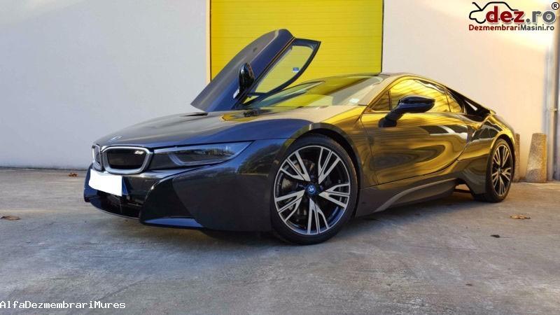 Fata Auto Completa BMW i8 2014- Dezmembrări auto în Tirgu Mures, Mures Dezmembrari