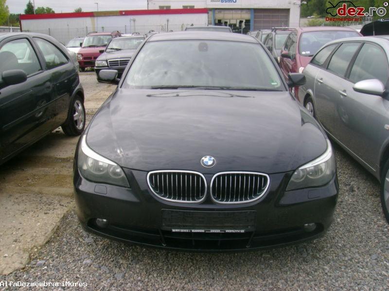 Fata Auto Completa  BMW Seria 5 2003-2010 Dezmembrări auto în Tirgu Mures, Mures Dezmembrari