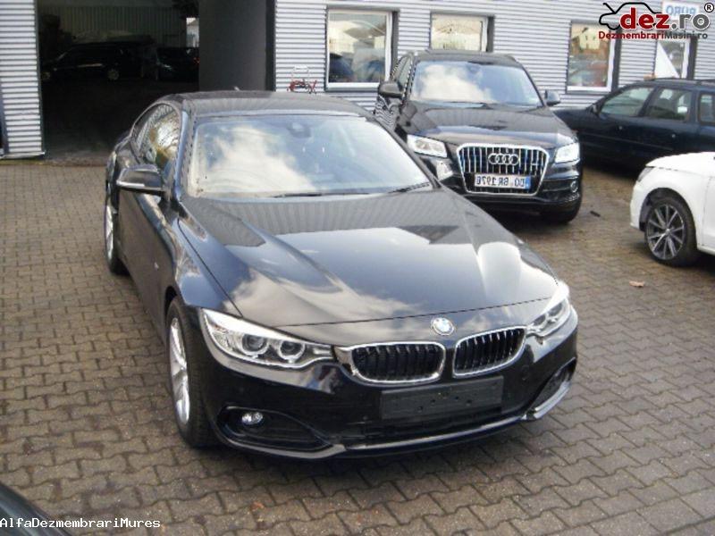 Fata Auto Completa BMW Seria 4 2013- Dezmembrări auto în Tirgu Mures, Mures Dezmembrari