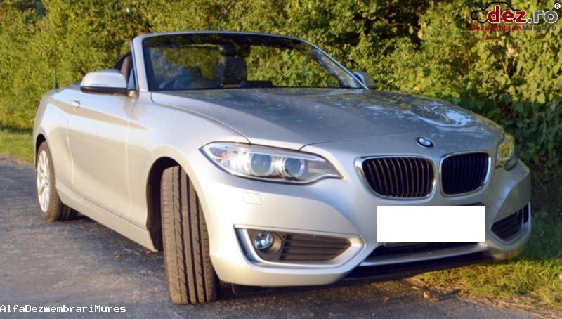 Fata Auto Completa BMW Seria 2 2015- Dezmembrări auto în Tirgu Mures, Mures Dezmembrari