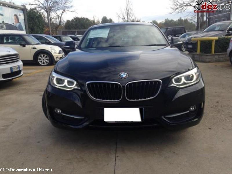 Fata Auto Completa BMW Seria 2 2013-2016 Dezmembrări auto în Tirgu Mures, Mures Dezmembrari