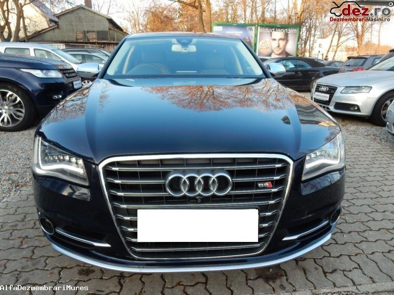 Fata Auto Completa Audi S8 2012-2013 Dezmembrări auto în Tirgu Mures, Mures Dezmembrari