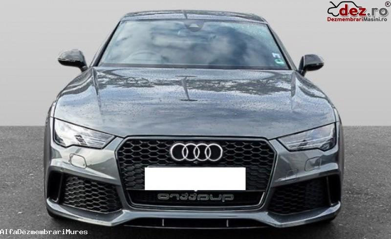 Fata Auto Completa Audi RS7 2013- Dezmembrări auto în Tirgu Mures, Mures Dezmembrari