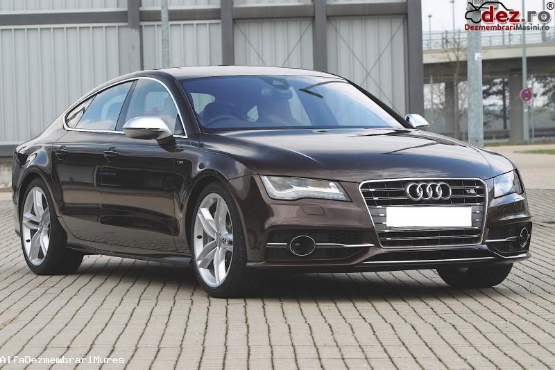 Fata Auto Completa Audi S7 2012-2014 Dezmembrări auto în Tirgu Mures, Mures Dezmembrari