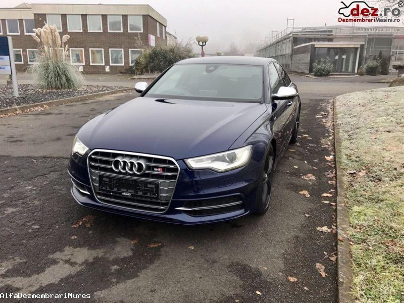 Fata Auto Completa Audi S6 2012-2014 Dezmembrări auto în Tirgu Mures, Mures Dezmembrari
