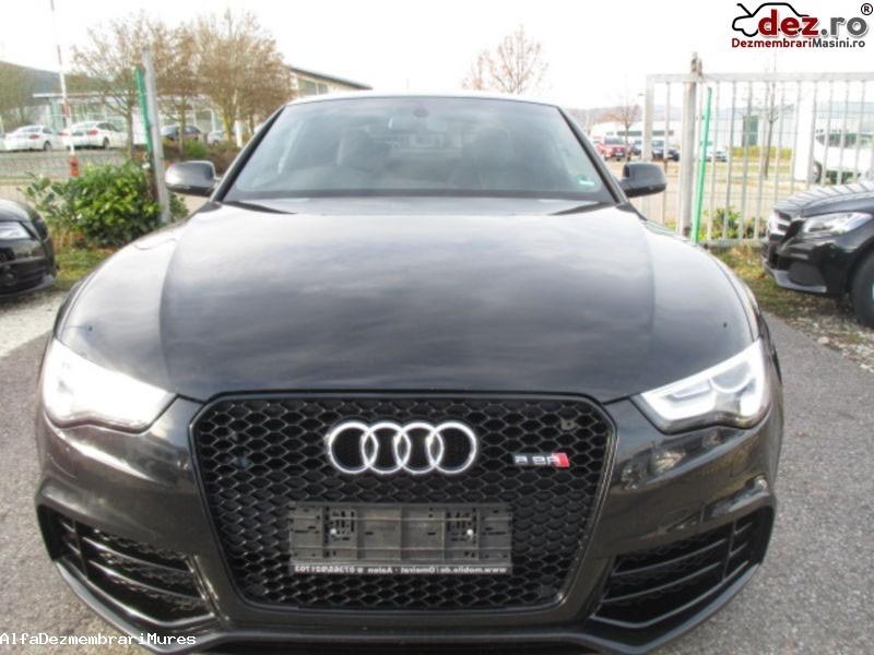 Fata Auto Completa Audi RS5 2013- Dezmembrări auto în Tirgu Mures, Mures Dezmembrari