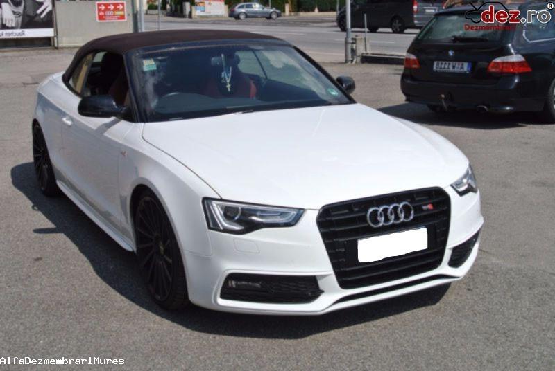 Fata Auto Completa Audi S5 2012- Dezmembrări auto în Tirgu Mures, Mures Dezmembrari