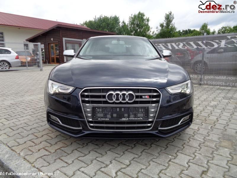 Fata Auto Completa Audi S5 2012-2016 Dezmembrări auto în Tirgu Mures, Mures Dezmembrari