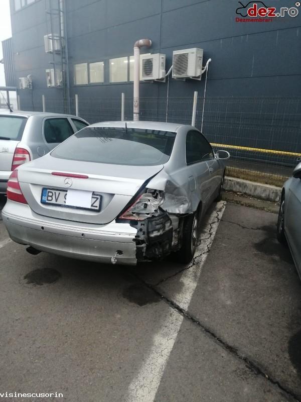 Mercedes Clk 2003 Avariat  Mașini avariate în Brasov, Brasov Dezmembrari