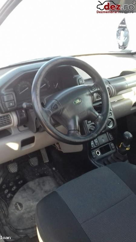 Dezmembrez Land Rover Freelander 2 0 Td4e An 2003