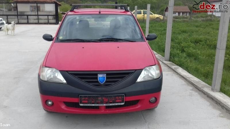 Dezmembrez Dacia Logan 1 6i An 2007  Dezmembrări auto în Santamaria-Orlea, Hunedoara Dezmembrari