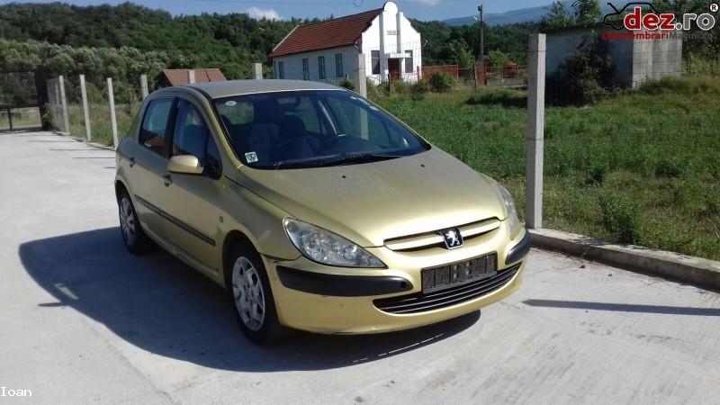 Dezmembrez Peugeot 307 2 0 Hdi 90 Cp An 2001  Dezmembrări auto în Santamaria-Orlea, Hunedoara Dezmembrari