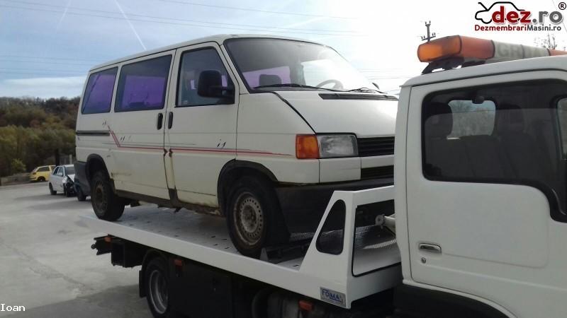 Dezmembrez Volkswagen Transporter 2 0 I 85 Cp An 1992  Dezmembrări auto în Santamaria-Orlea, Hunedoara Dezmembrari