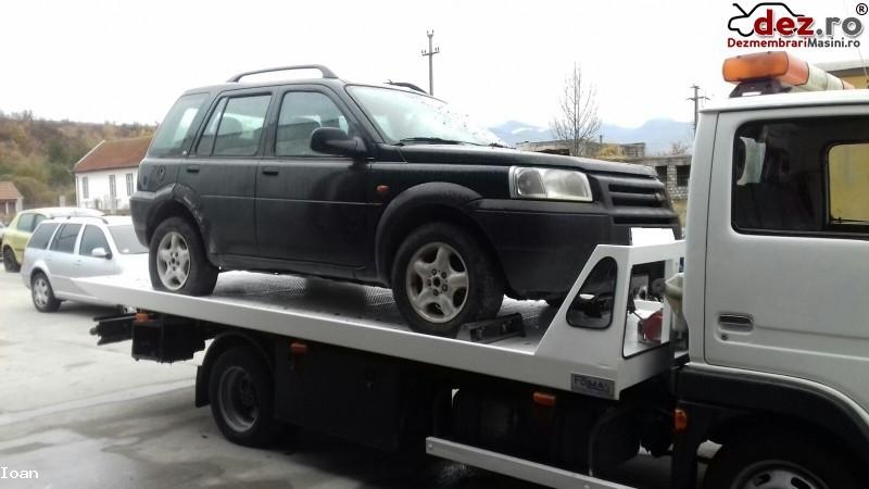 Dezmembrez Land Rover Freelander 1 8 I 116 Cp An 2001