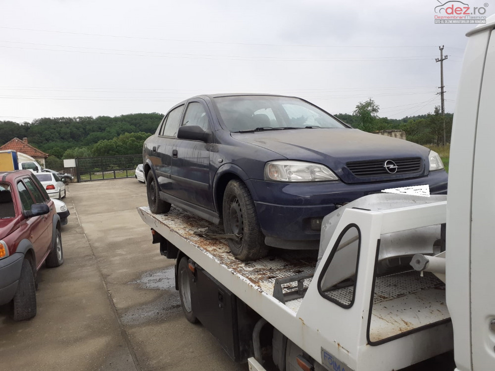 Dezmembrez Opel Astra 1 6 I An 2007  Dezmembrări auto în Santamaria-Orlea, Hunedoara Dezmembrari