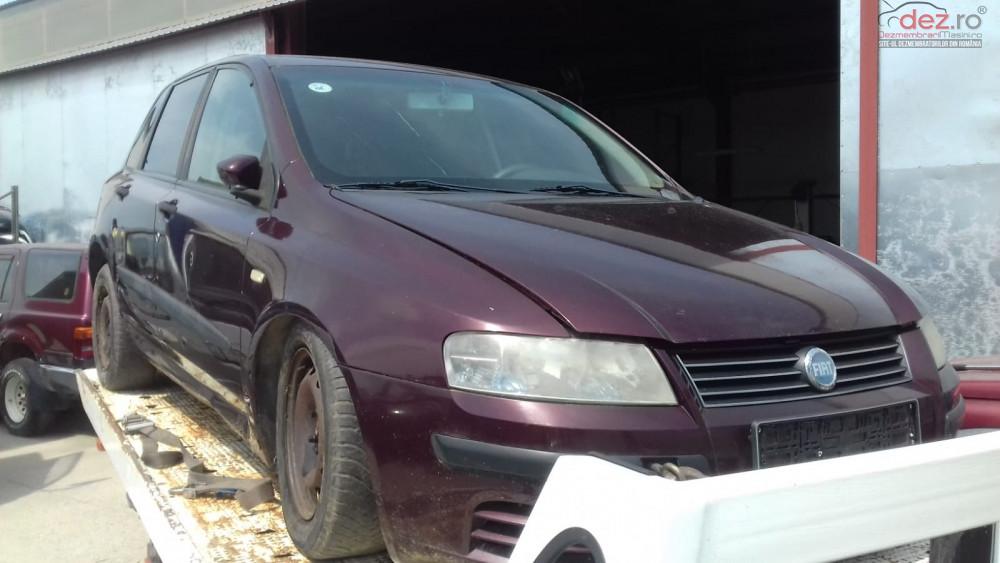 Dezmembrez Fiat Stilo 1 6 I An 2001 Dezmembrări auto în Santamaria-Orlea, Hunedoara Dezmembrari