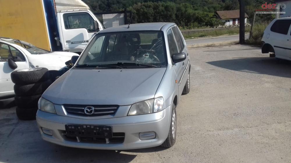 Dezmembrez Mazda Demio 1 3 I 63 Cp An 2000 Dezmembrări auto în Santamaria-Orlea, Hunedoara Dezmembrari