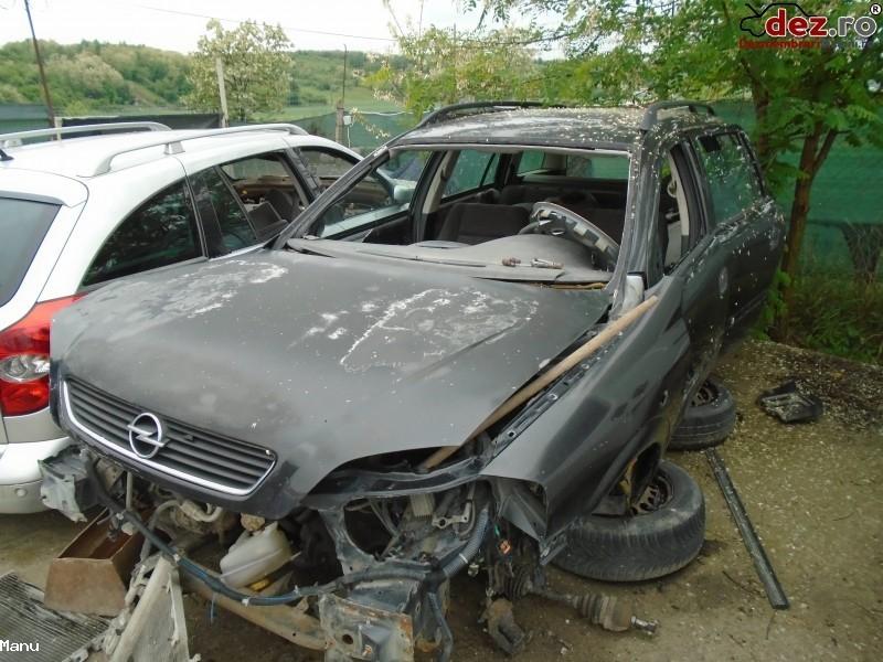 Vand Opel Astra G 2002 Avariat Mașini avariate în Onesti, Bacau Dezmembrari