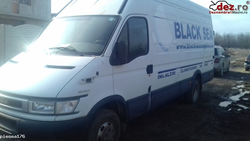 Canapele Iveco Daily 2005