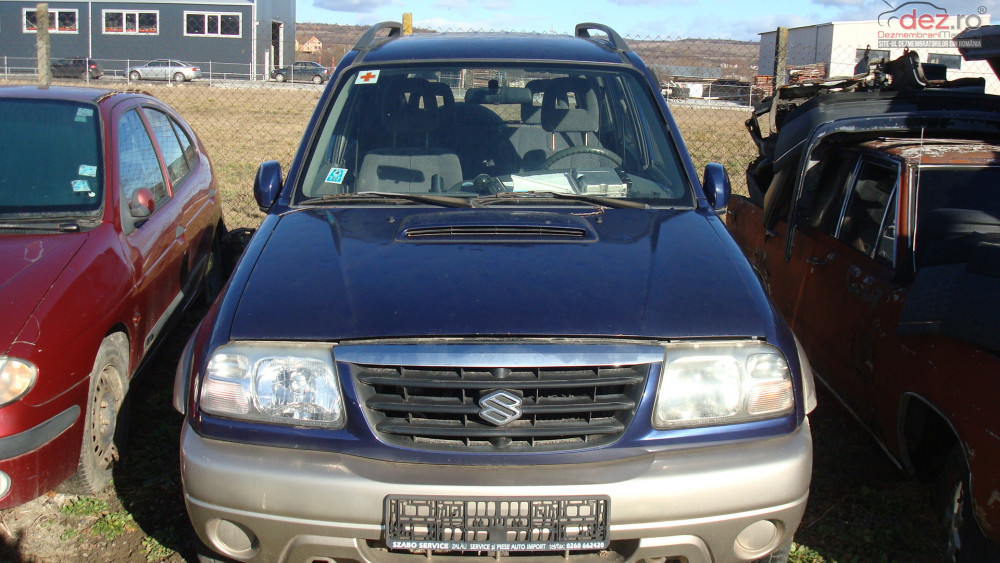 Dezmembrez Suzuki Vitara Dezmembrări auto în Zalau, Salaj Dezmembrari